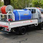 Camión Desobstructor