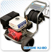 Desobstructor Hidrojet COFAHE HJ-80